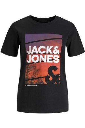 JACK & JONES Drenge Urbant By-print T-shirt Mænd