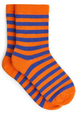 ARKET Strømper - Striped Socks