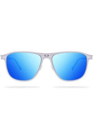 ROAV Mænd Solbriller - 8207 Maverick Folding Silver Polarized Solbriller