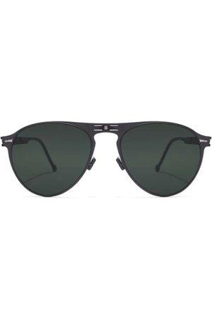 ROAV Mænd Solbriller - 1001 Earhart Folding Black Polarized Solbriller