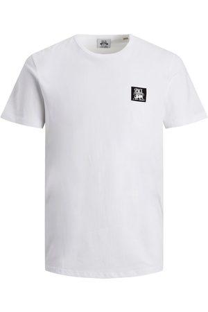 jack & jones Space Jam-print T-shirt Mænd White