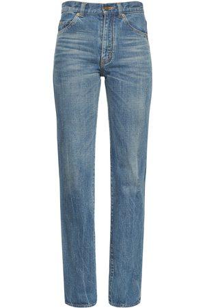Saint Laurent Kvinder High waist - High Waist '90s Jeans
