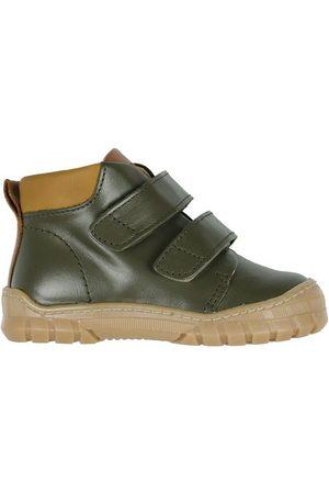 ANGULUS Lær-at-gå sko - Begyndersko - Olive