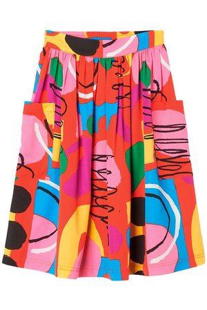 Stella McCartney Nederdele - Nederdel - Painting Twill