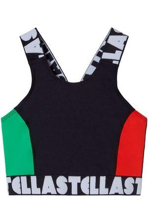 Stella McCartney Kids Toppe - Træningstop - Jersey Active