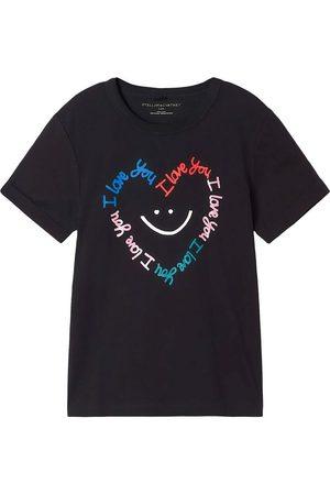 Stella McCartney Kortærmede - T-shirt - I Love You