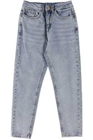 Grunt Jeans - Jeans - Mom Jeans - Iris