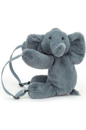 Jellycat Rygsække - Rygsæk - 30 cm - Huggady Elephant