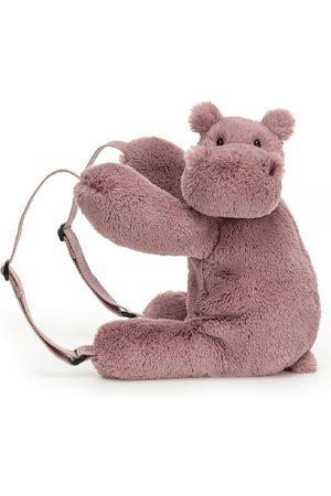 Jellycat Rygsække - Rygsæk - 30 cm - Huggady Hippo