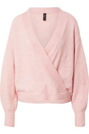 Y.A.S Kvinder Strik - Pullover 'AGATE