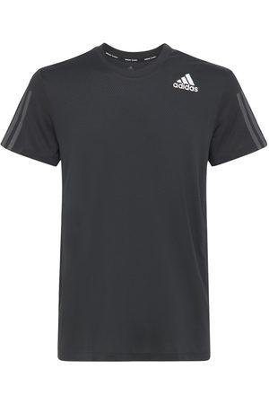 adidas Heat.rdy 3 Stripes T-shirt