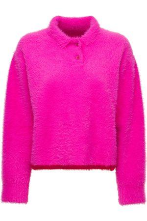 Jacquemus Le Polo Neve Knit Sweater