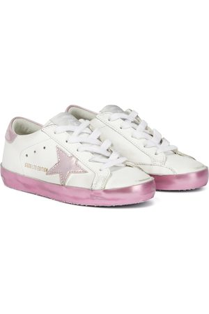 BONPOINT X Golden Goose leather sneakers