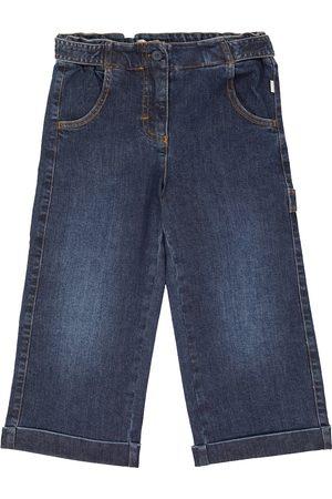Il gufo Stretch-cotton jeans