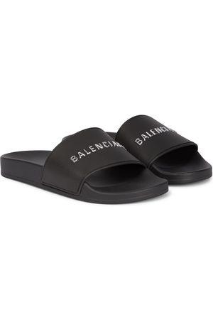 Balenciaga Logo slides