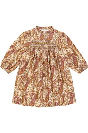 BONPOINT Tamsin paisley cotton dress