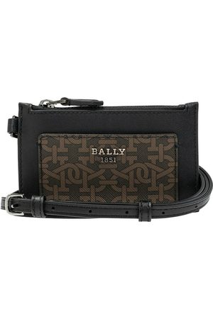 Bally Card holder with strap