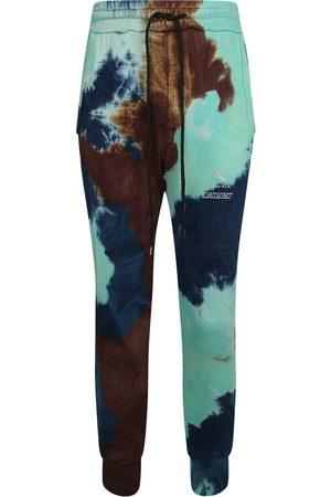 MAUNA KEA Tie dye print trousers