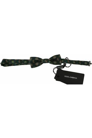 Dolce & Gabbana Lion Adjustable Neck Papillon Bow Tie