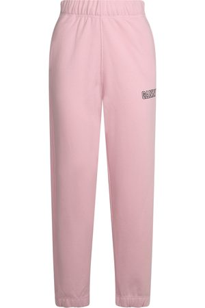 Ganni Relaxed fit trousers