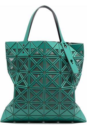 BAO BAO ISSEY MIYAKE Tote-taske i imiteret læder med paneler