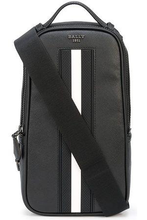Bally Malik crossbody-taske i læder