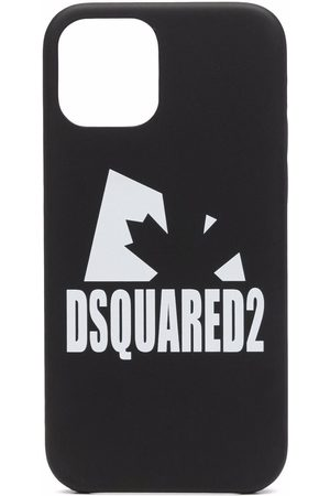 Dsquared2 IPhone 12 cover med logotryk