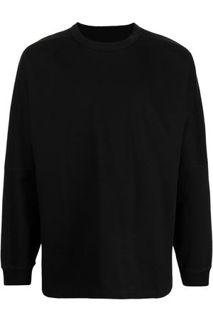 WHITE MOUNTAINEERING Darted long-sleeved T-shirt