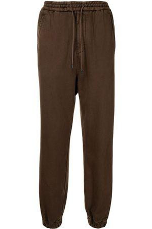 JUUN.J Drawstring track trousers