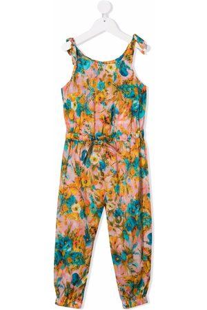 ZIMMERMANN Jumpsuit med blomstertryk