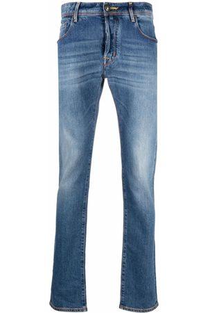 Jacob Cohen Jeans med mellemhøj talje og smal pasform