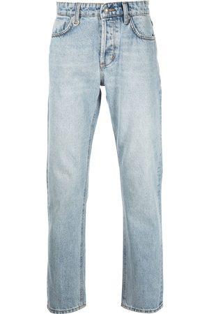 NEUW Ray whisker-jeans med lige ben
