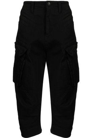 JULIUS Cargo-bukser i denim