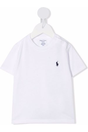 Ralph Lauren Polo Pony logo cotton T-shirt