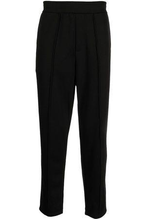 Armani Elasticated-waist trousers