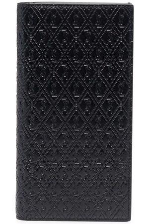 Saint Laurent Monogram-pattern wallet