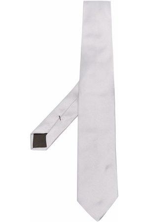 CARUSO Spids slips i silke