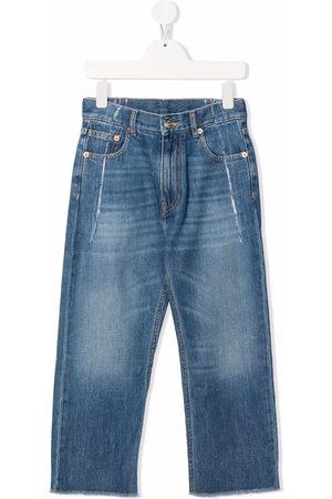 MM6 KIDS Jeans med lige ben og mellemhøj talje