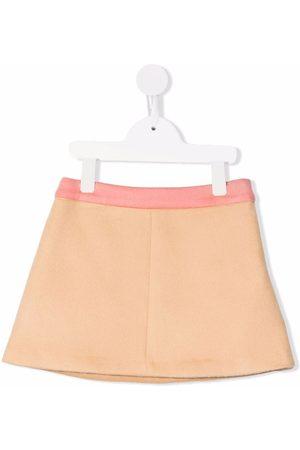 Emilio Pucci Tofarvet nederdel med svaj