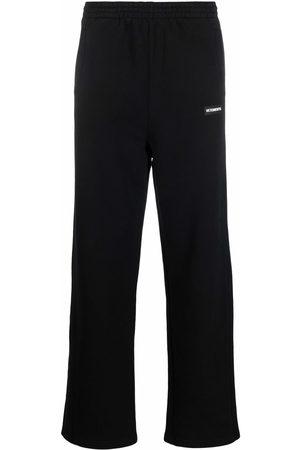 Vetements Straight-leg track pants