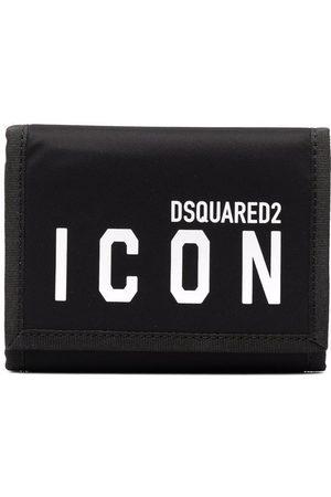 Dsquared2 Icon logo print wallet