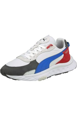 PUMA Mænd Sneakers - Sneaker low 'Wild Rider