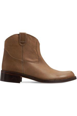 BONPOINT Piger Ankelstøvler - Leather Ankle Boots