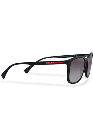 Prada Linea Rossa 0PS 01TS Sunglasses Black/Gradient