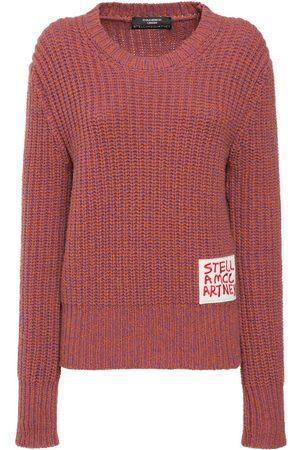 Stella McCartney Ed Curtis Wool Rib Knit Jumper