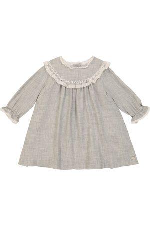 Tartine Et Chocolat Baby wool-blend dress