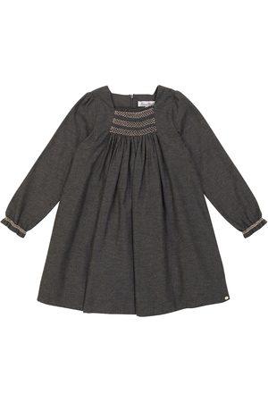 Tartine Et Chocolat Long-sleeved cotton dress