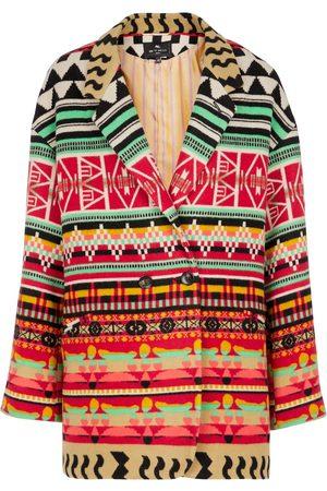 Etro Wool-blend jacquard blazer