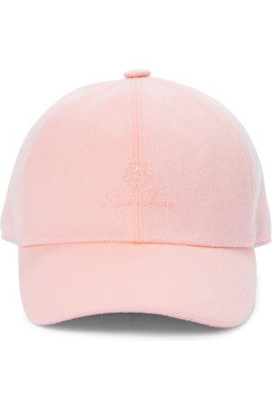 Loro Piana Kids Piger Kasketter - Waterproof cashmere cap