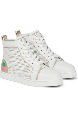 Christian Louboutin Kvinder Sneakers - Fun Louis leather sneakers
